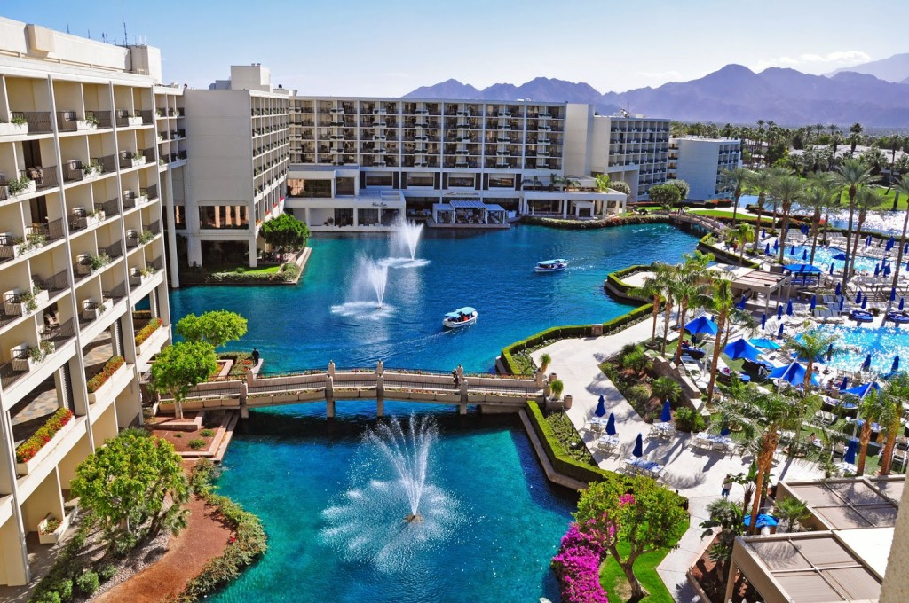 Palm Desert California Hotels And Resorts