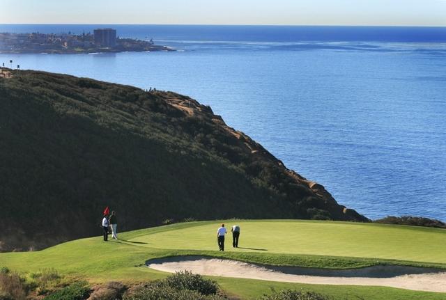 Golfing Southern California