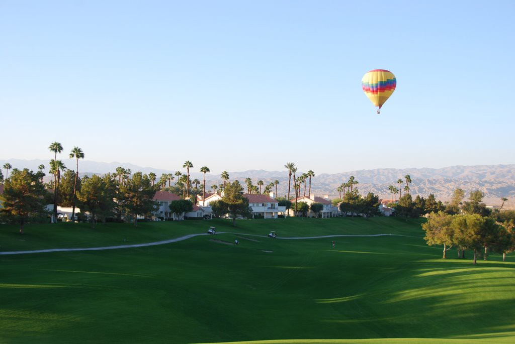 Desert Falls Country Club Review