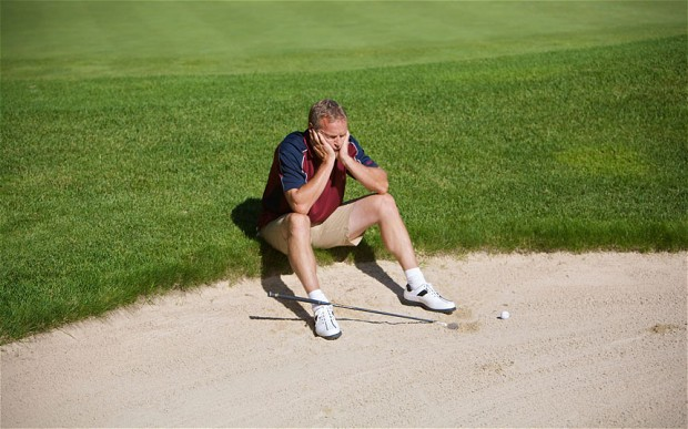 4 reasons why you are golfing all wrong