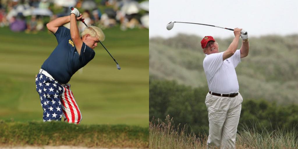 If Golf Were Like Politics