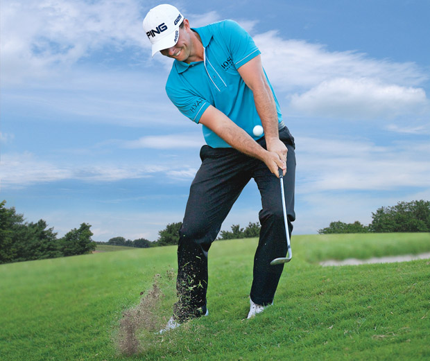 """""""My favorite golf shot to hit is..."""""""