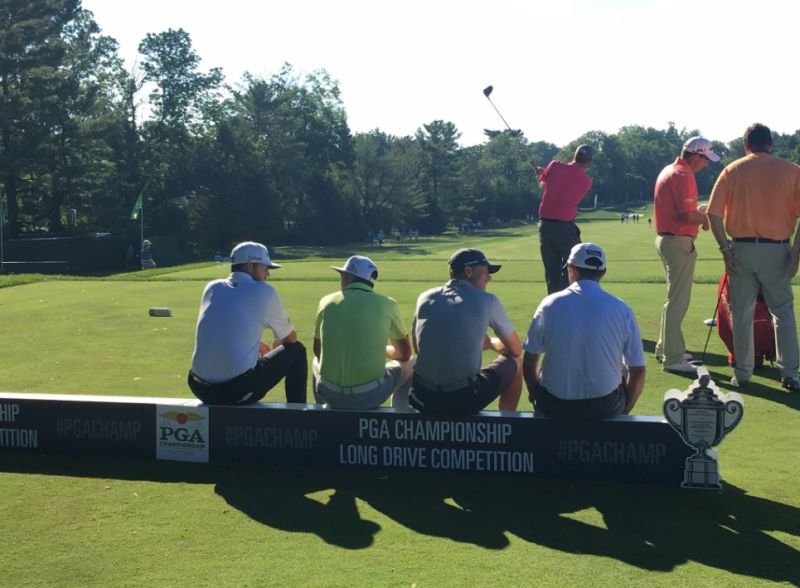 PGA Championship Long Drive Contest - How Do the Leaders Stack Up in Size?