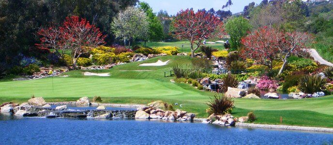 A Tour of the Most Iconic Golf Holes in Southern California
