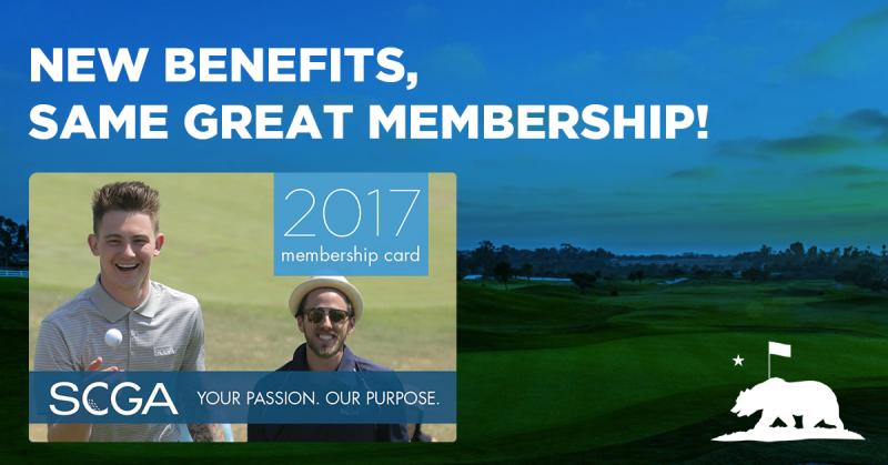 SCGA Membership