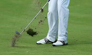 Hitting Golf Shots From Tight & Bare Lies