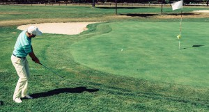 Chip Shot Club Selection For Distance Control