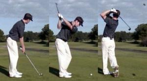 Tee Drill to Stop Coming Over the Top