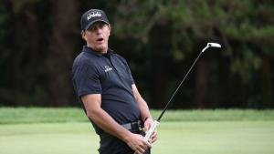Phil Mickelson out of the World Golf Ranking top 50 for the first time since 1993