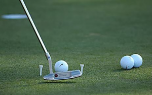 Great pre-round putting drill to help eliminate costly strokes