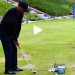 Watch Tigers amazing warm up session at The Farmers Insurance Open…