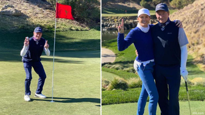 Wayne Gretzky gets first hole-in-one during New Year's Eve round of ...